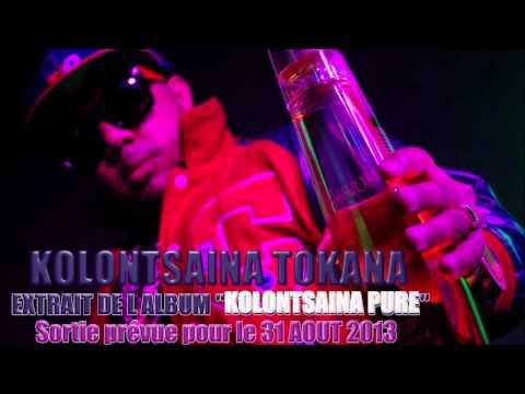 KOLONTSAINA TOKANA- INTAAH ( extrait de l'album KOLONTSAINA PURE, sortie prévue le 31 AOUT 2013)