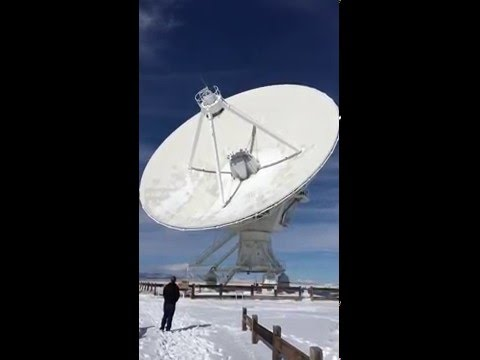 NRAO Very a Large Array