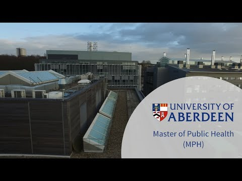 Master of Public Health (MPH) - The Students' view