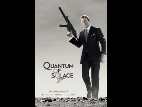 Quantum Of Solace OST 20th