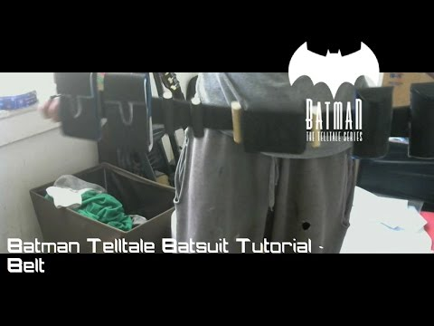 Batman Telltale Batsuit : Belt