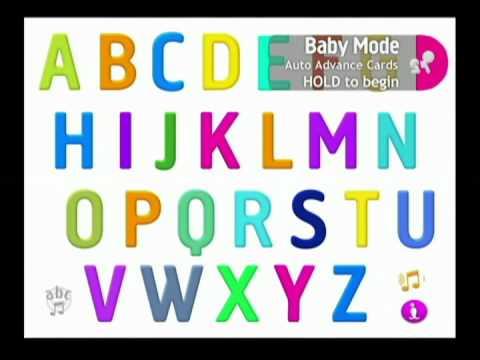 Ipad Best Apps The Singing Alphabet Doovi