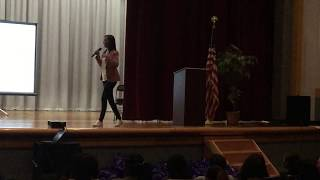 Motivating Youth at Maplewood High School: International Women's Day