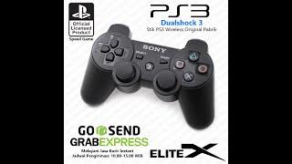 STIK PS3 OP HITAM ELITEX