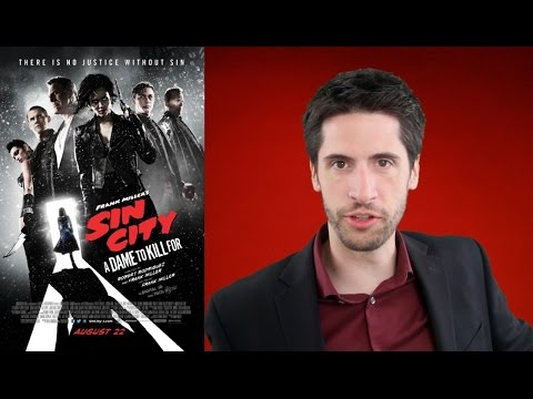 Sin City: A Dame To Kill For movie review streaming vf