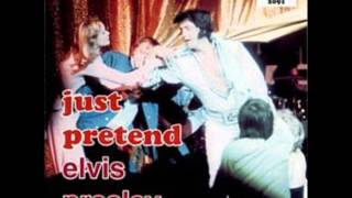 Elvis Presley - Just Pretend - December 13 1975 Full Album
