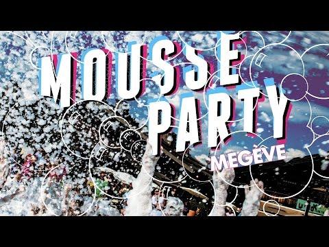 MEGEVE MOUSSE PARTY : Samedi 26 au Palo Alto et Dimanche 27 en plein air