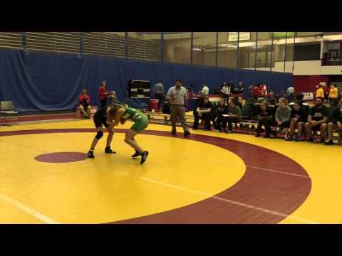 2015 Canada West Championships: 51 kg UFV vs. Silke Svenkeson