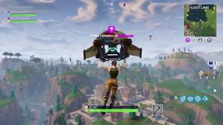 Squeaker Rage at Tilted Towers...