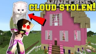 Minecraft: CLOUD IS STOLEN!!! - JEN