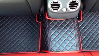 Автоковрики VESTIS из эко-кожи для Mercedes Benz C 2014(Автомобильные коврики VESTIS из немецкой эко-кожи для Mercedes Benz C 2014. Индивидуальный пошив. Доставка по всей Росс..., 2014-07-17T09:32:28.000Z)