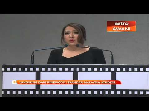 Astro - Pinewood Studios: Speech by Datuk Rohana Rozhan