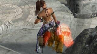 Tekken 5 - Christie with Anna's Moves
