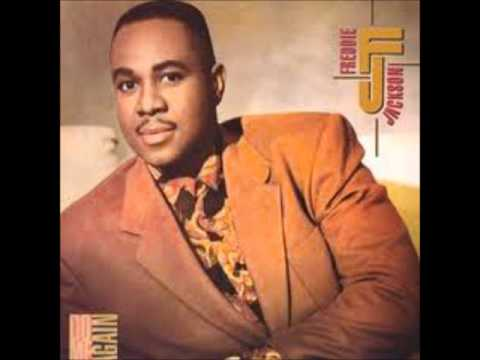Freddie Jackson- I'll Be Waiting For You (1990)