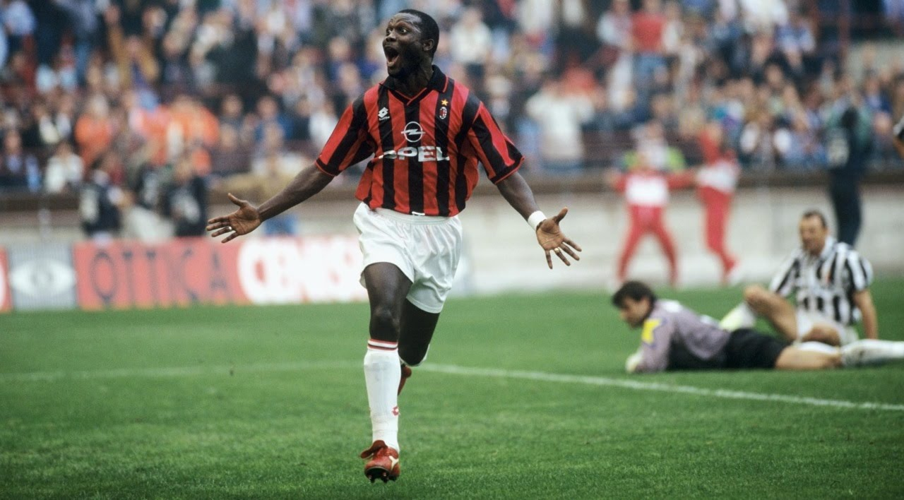 George Weah among best players 4Gamblers
