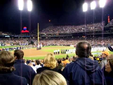 Bob Seger - America The Beautiful (2006 World Series)