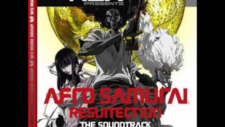 Afro Samurai Resurrection OST - 01 - Combat (Afro Season 2 Open Theme)