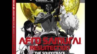 Afro Samurai Resurrection OST - 01 - Combat (Afro Season 2 Open Theme)