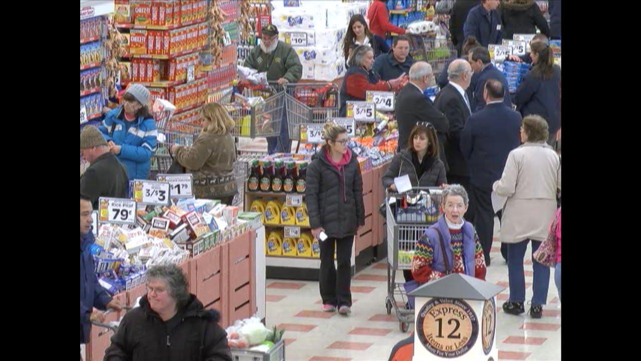 Market Basket Opens In South Attleboro