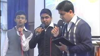 I lift my eye : Bro. Ronny End time message Church Delhi