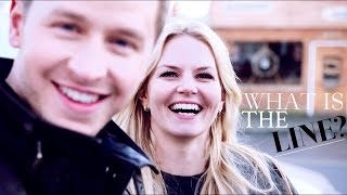What is the Line? | OUAT Cast