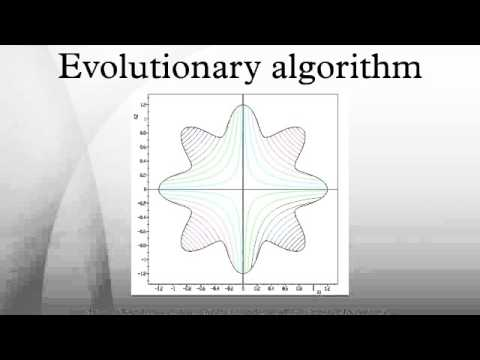Evolutionary algorithm