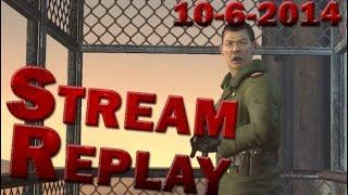 Stream Replay - 10-06-2014: Rogue Warrior AKA Dick Marcinko