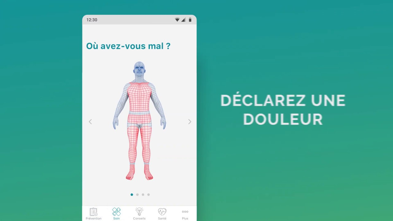 Running Care - L'application pour soigner vos blessures de running