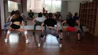 Booty dance / twerk Cтудия танца