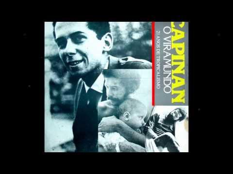 Capinan, com Geraldo Azevedo ao violão - TE ESPEREI - Capinan - Gereba - ano de 1988