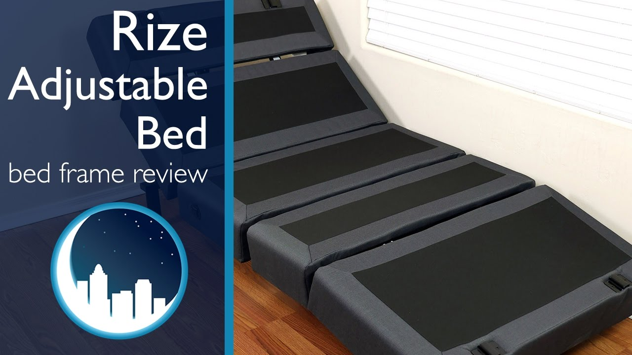rize adjustable bed review - Adjustable Bed Frame Reviews