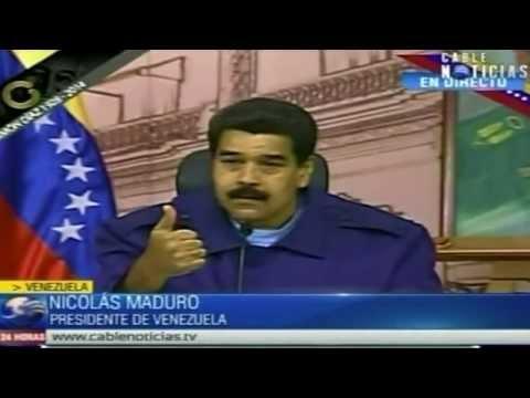 Maduro: Santos de forma insolente se mete en asuntos de Venezuela