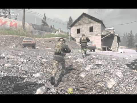 """Call of Duty 4: Modern Warfare 1"", full walkthrough on Veteran, Act 2: Mission 4 - Heat"