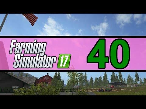 Let's Play Farming Simulator 17 | Ep. 40 - That Radio