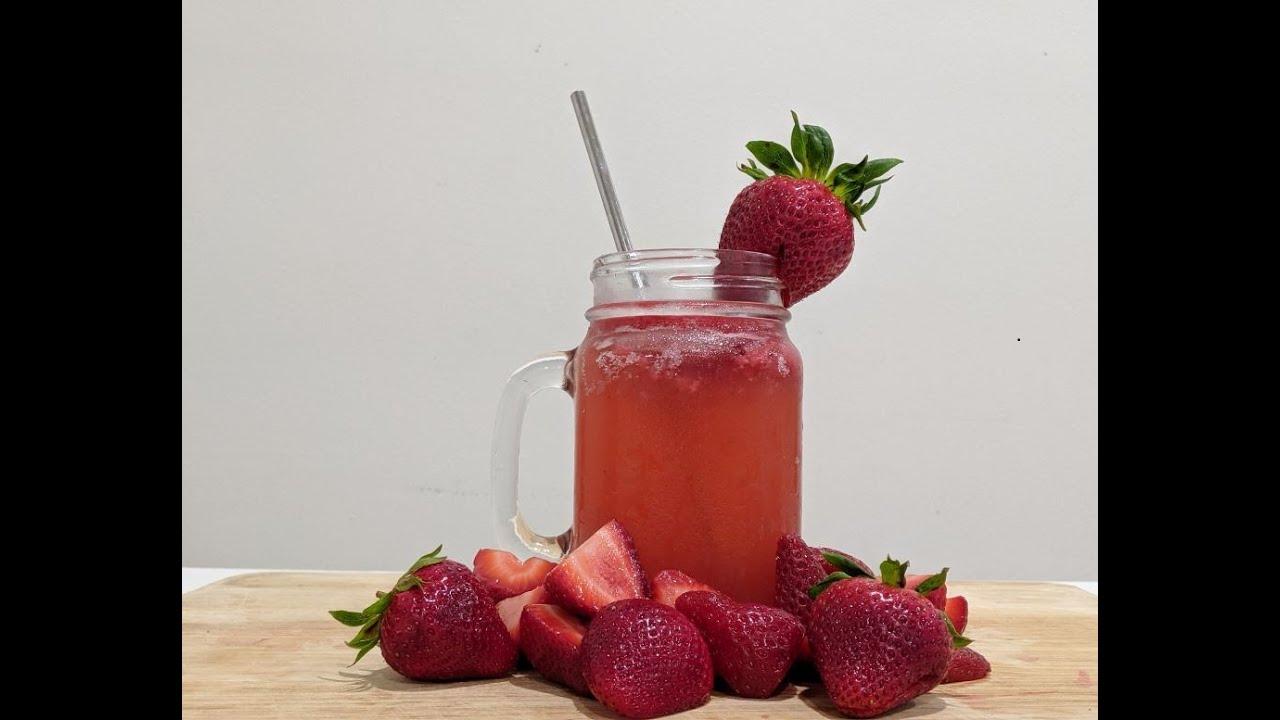 Strawberry Jasmine Tea