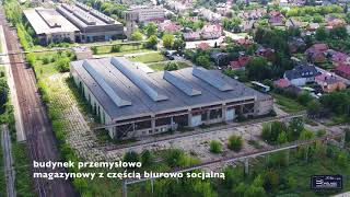 Prezentacja nieruchomości w Białymstoku. Realizacja SzkoleniaDrony.com