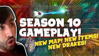 NEW League Season 10 Changes (Gameplay + First Look!) 🔥 | Voyboy