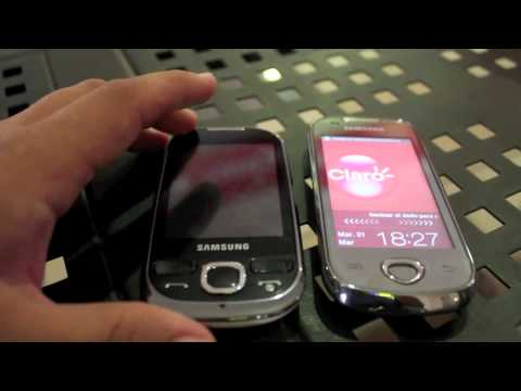 Samsung galaxy 3 (i5800) Unboxing y primera vista