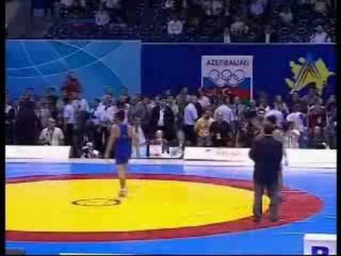 Senior Wrestling World Championship Baku 2007