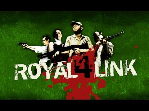 Project 'Left 4 Dead' 14th Annual Royal Link Fan Film