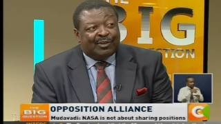 VIDEO | Mudavadi: NASA is bigger than individuals