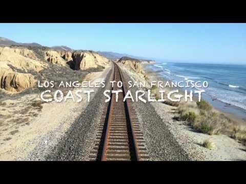 Coast Starlight LA to SF