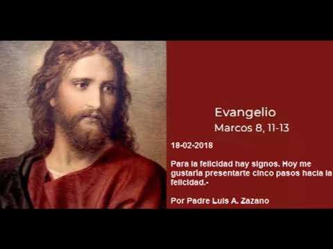 Evangelio del Día Lunes 18 de Febrero - Palabra de Fe
