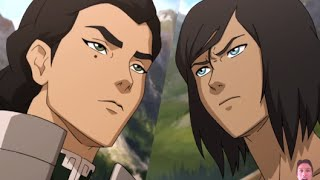 Legend of Korra Book 4 Episode 5 Review- Korra VS Kuvira Army Fight Starts In Final Season?!