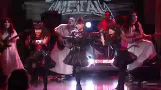 April 5, 2016 - CBS The Late Show with Stephen Colbert BABYMETAL Of...