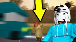 A SCARY ROBLOX DOG STORY