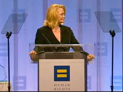 Cybill Shepherd at 2009 Atlanta Dinner