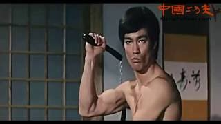 kung fu store---learn nunchaku step by step with Bruce Lee