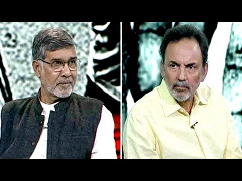 What's Your Choice with Nobel laureate Kailash Satyarthi
