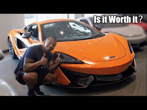Buying a used MCLAREN for $20k...